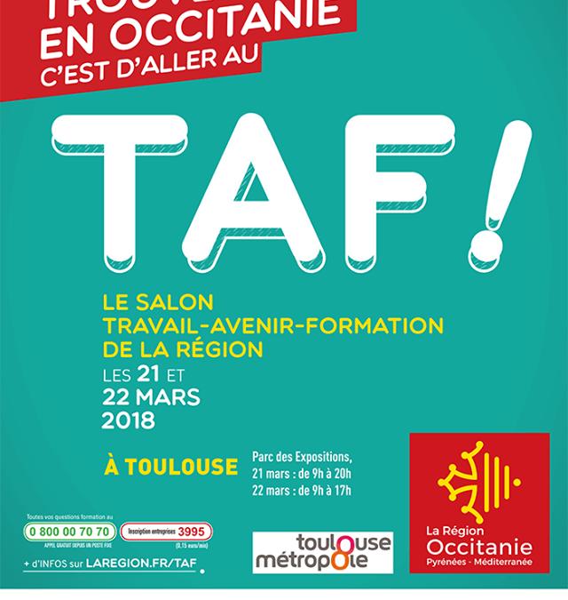 Salon TAF Parc des Expositions